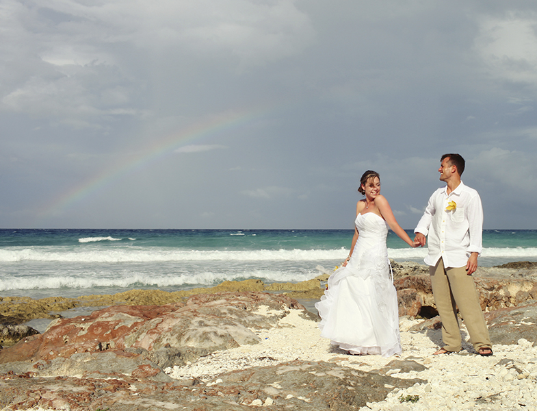 Isla Mujeres Wedding by Monica Lopez Photography