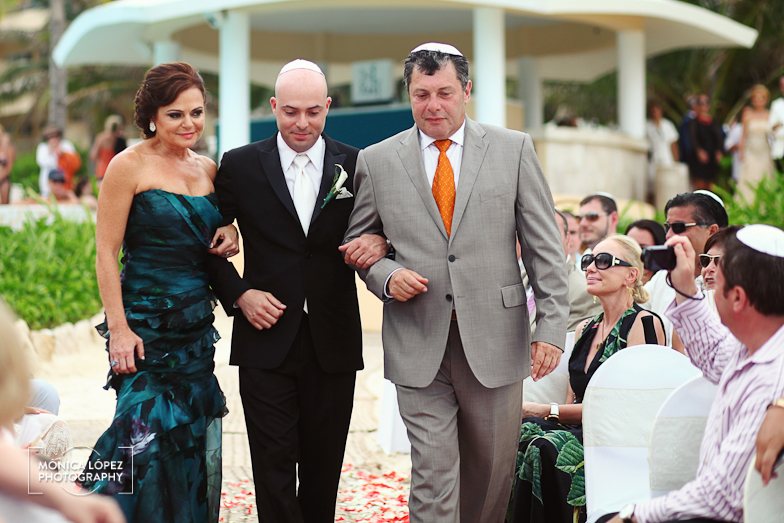 Riviera Maya Now Jade Wedding by Monica Lopez Photography