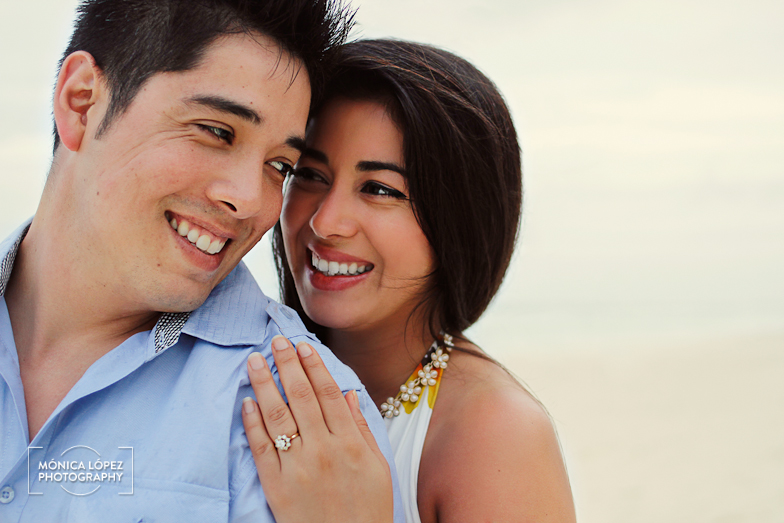 Michelle + Jason - Cancun Engagement Session at JW Marriott by Mónica López Photography (8)