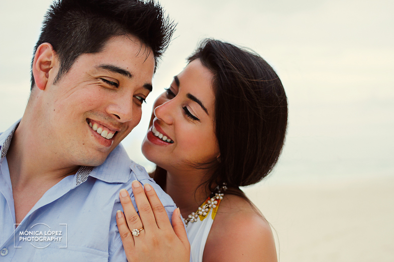 Michelle + Jason - Cancun Engagement Session at JW Marriott by Mónica López Photography (9)