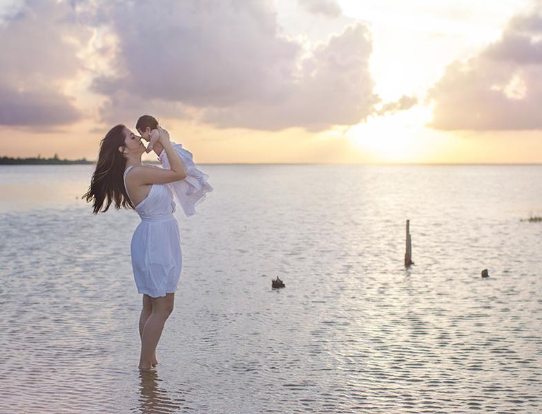 Cancun Portrait Session by Monica Lopez Photography