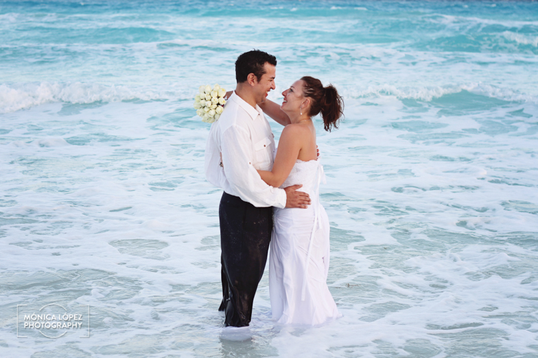 Cancun Trash The Dress  by Mónica López Photography (26)
