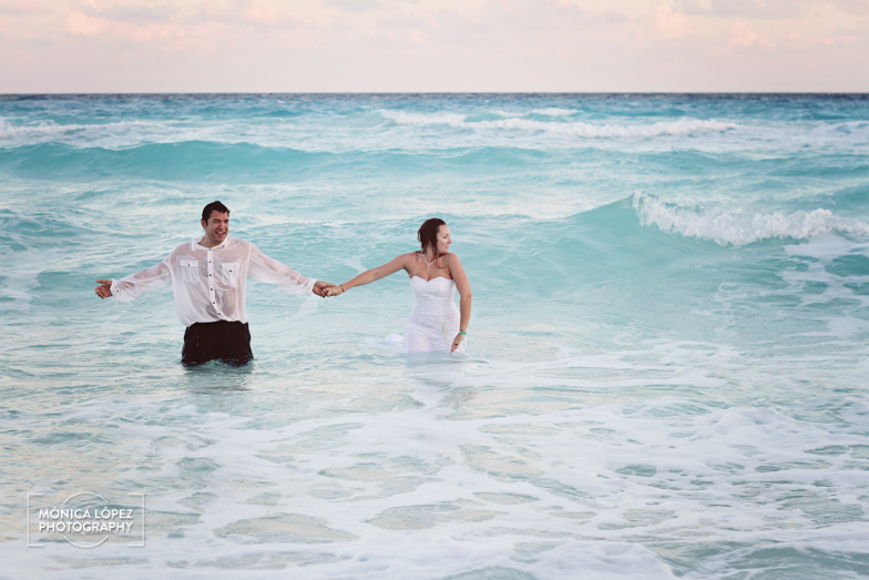 Cancun Trash The Dress  by Mónica López Photography (28)