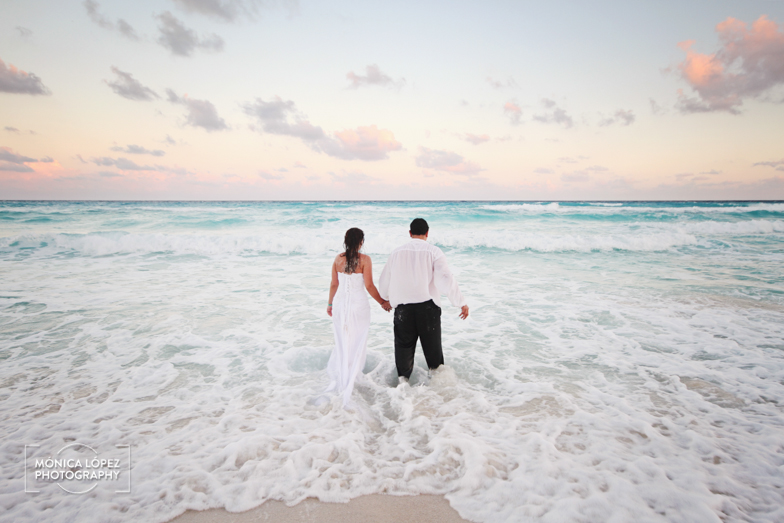 Cancun Trash The Dress by Mónica López Photography (34)