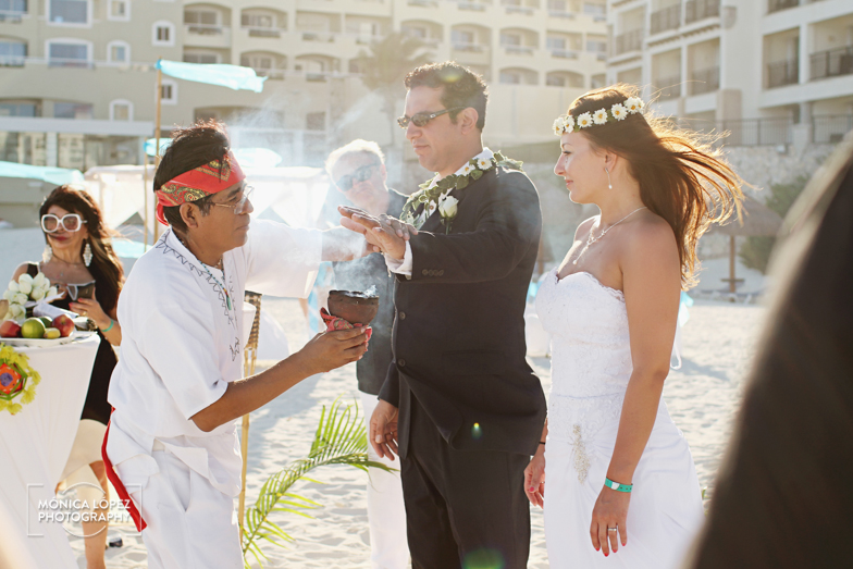 Cancun Mayan Ceremony by Mónica López Photography (9)