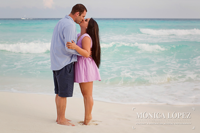 Beach Engagement Session at ME by Melia Cancun (18)