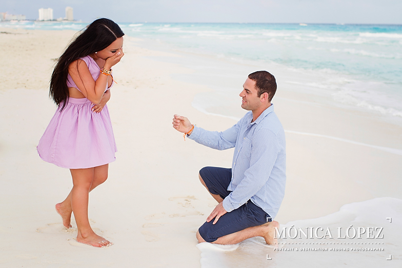 Beach Engagement Session at ME by Melia Cancun (13)