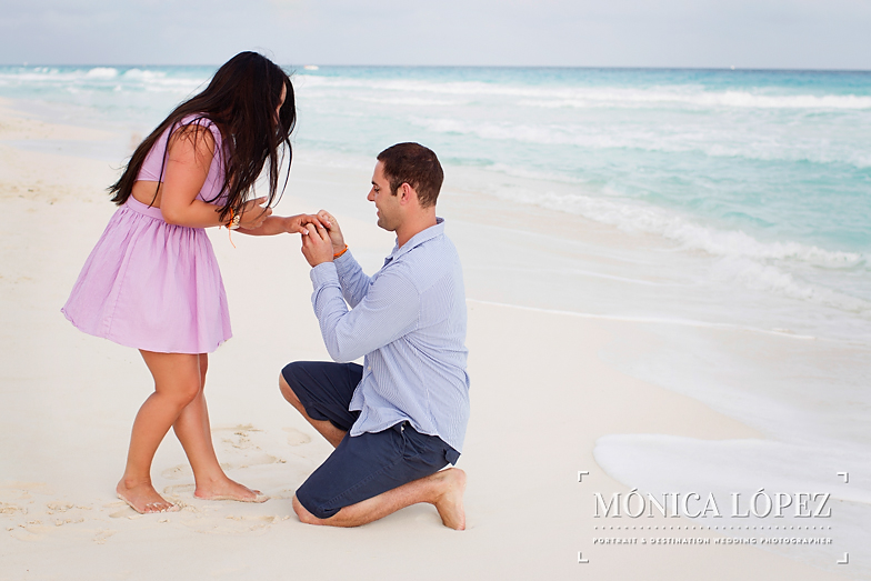 Beach Engagement Session at ME by Melia Cancun (12)