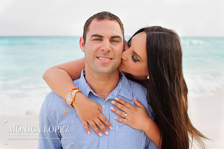 Beach Engagement Session at ME by Melia Cancun (4)