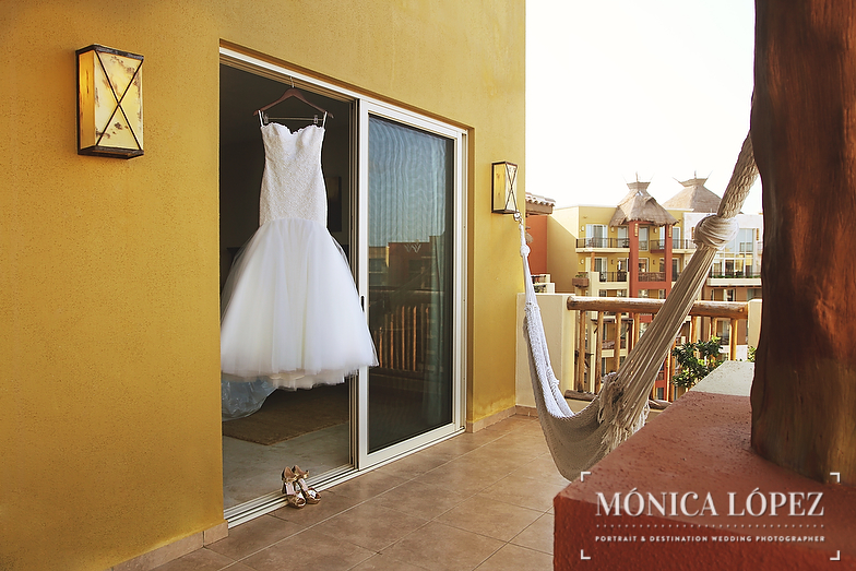destination wedding at Villa del Palmar