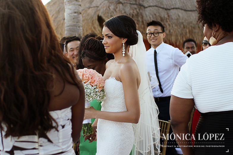 destination wedding at Villa del Palmar - Ashley + Sean