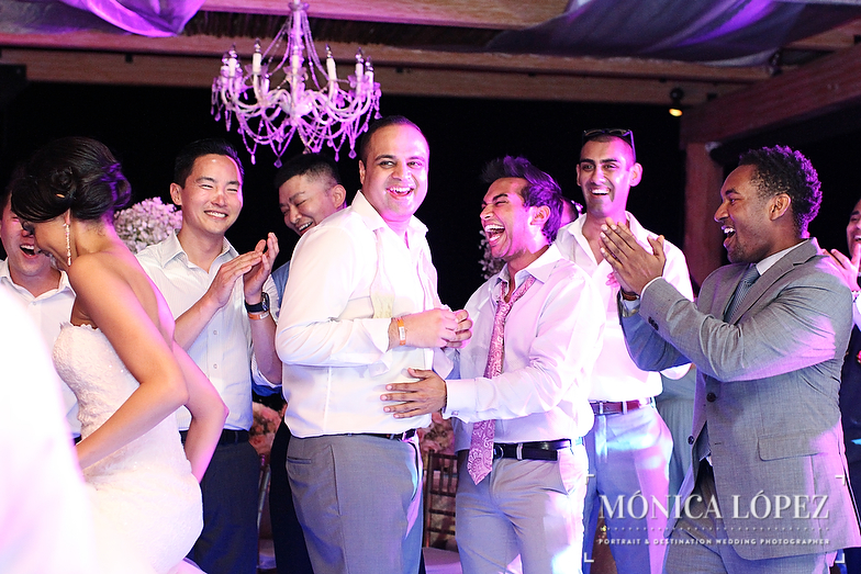 destination wedding at Villas del Palmar (5)