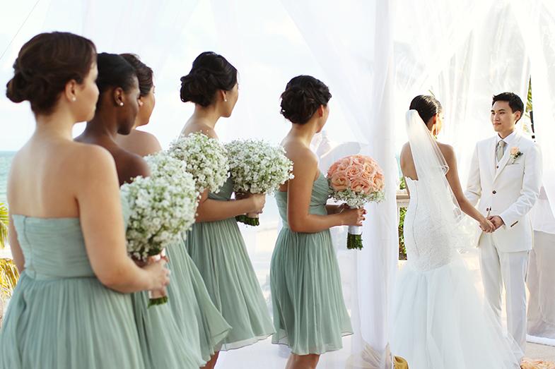Cancun Wedding at Villa del Palmar - Ashley + Sean
