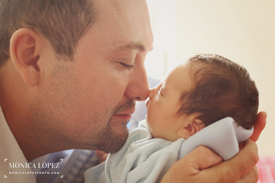Cancun Newborn Life Style Session Monica Lopez Photography