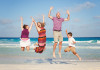 Family Portraits at Gran Caribe Real, Cancun, Mexico - The Littles