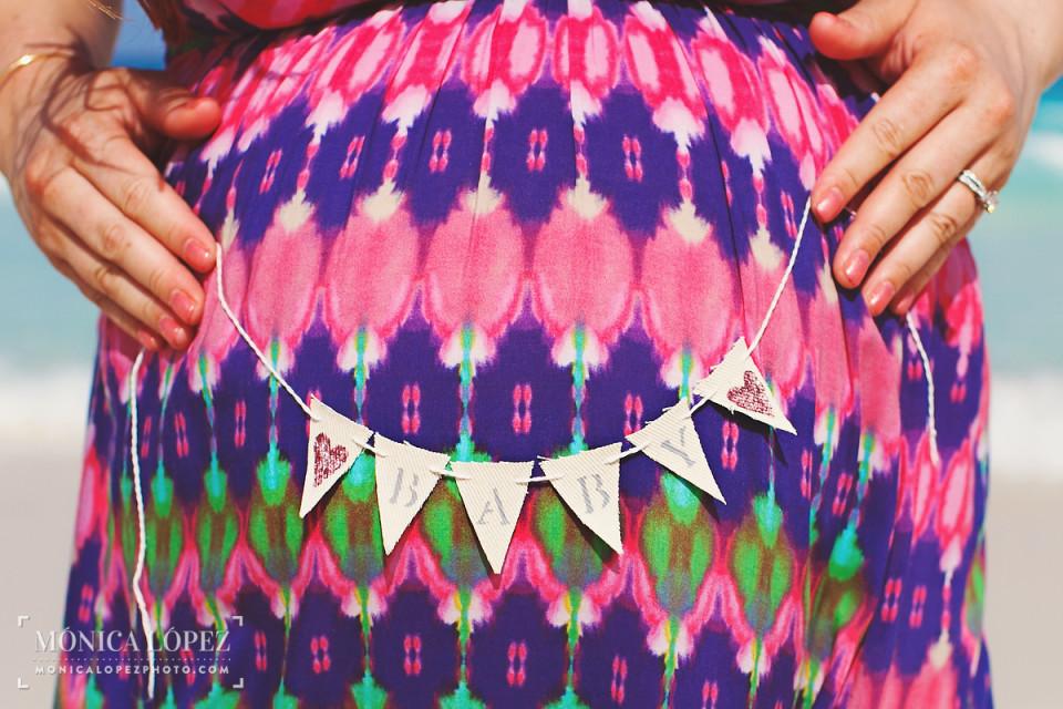 Cancun Maternity Portraits in Fiesta Americana Condesa - Ana