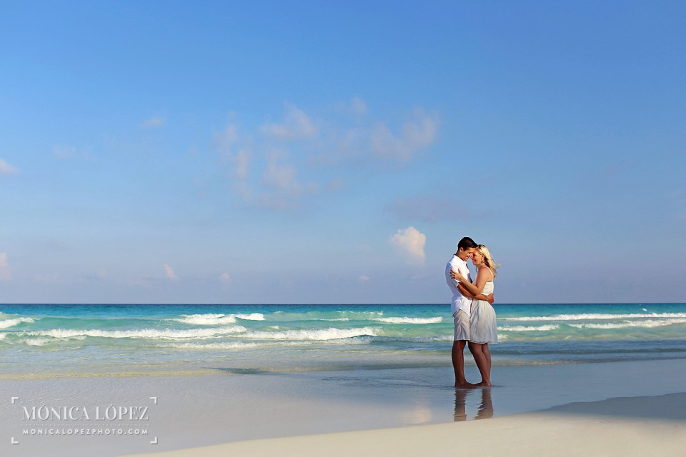 Cancun Family Portraits at Westin Lagunamar
