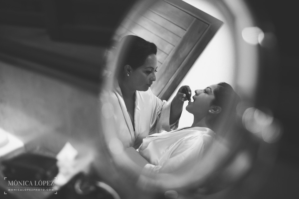 Destination Wedding in Riviera Maya by Monica Lopez Photography