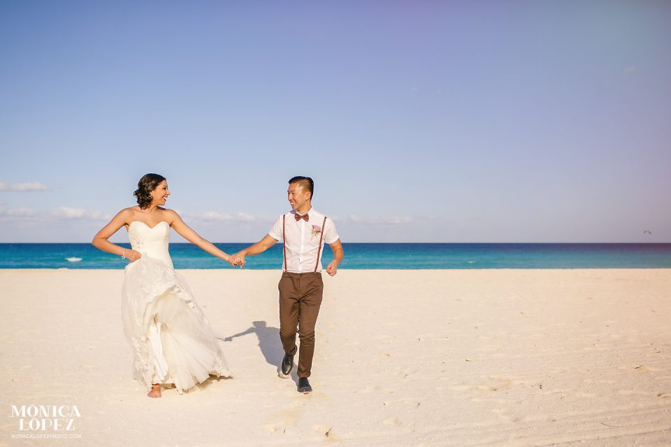 Iberostar Cancun Wedding by Monica Lopez Photography