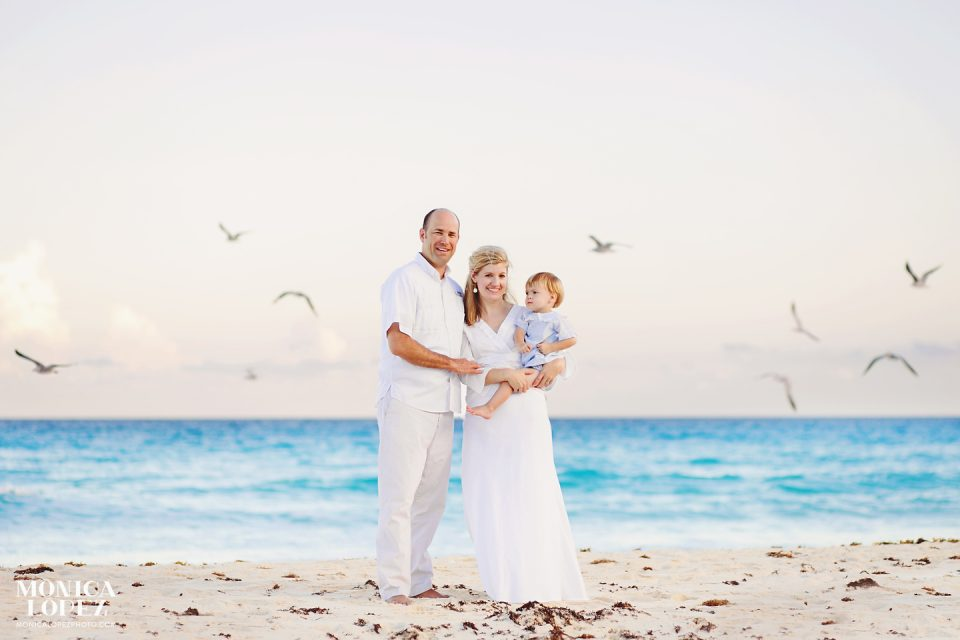 Family Portraits at Westin Lagunamar
