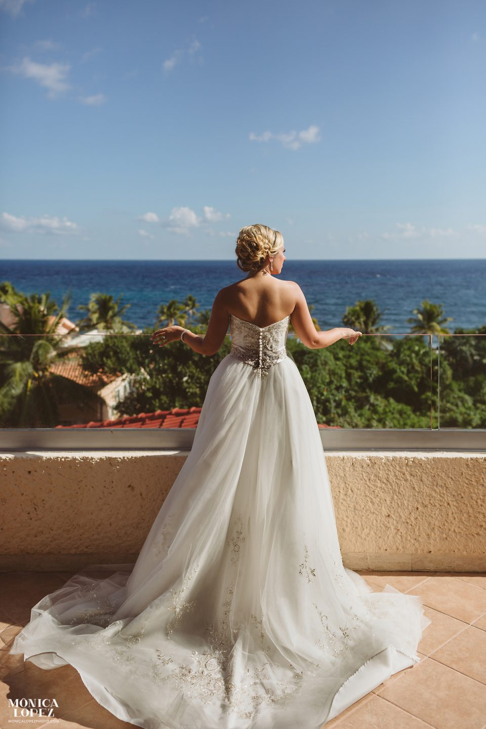 Dreams Puerto Aventuras Wedding by Monica Lopez Photography