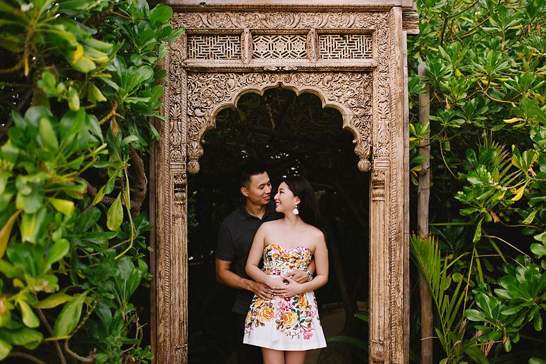 Live Aqua Cancun Engagement Portraits by Monica Lopez Photography