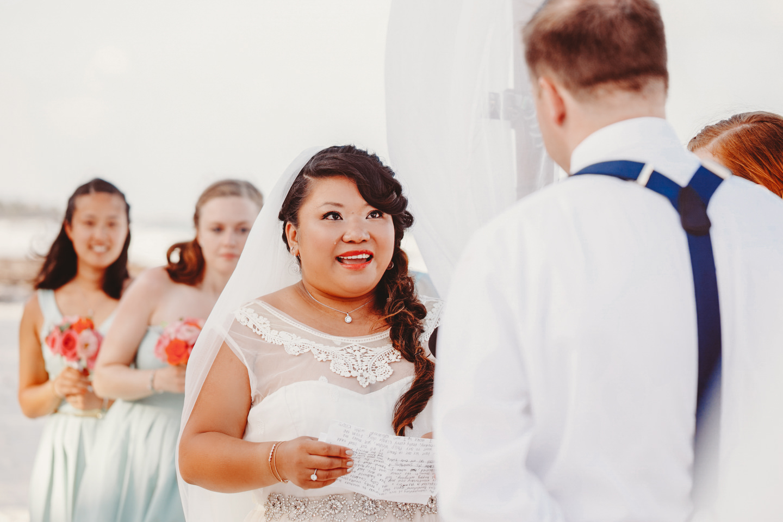 Cabanas La Luna Tulum Wedding by Monica Lopez Photography