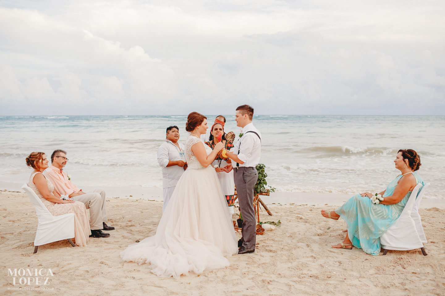 Dreams Tulum Elopement by Monica Lopez Photography
