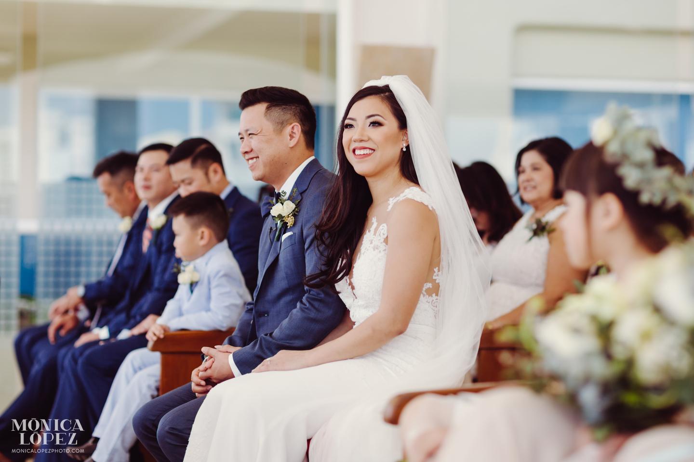 Hyatt Ziva Cancun Wedding by Monica Lopez Photograpy