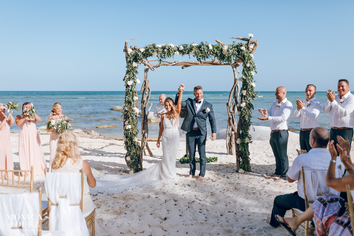 Secrets Silversands Riviera Cancun Wedding Quintana Roo Mexico