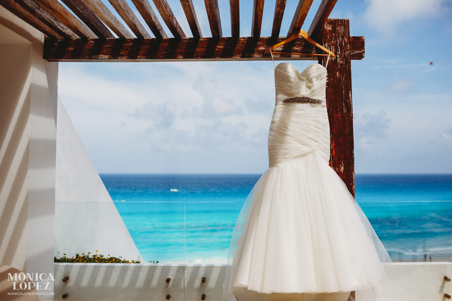 Cancun Destination Wedding ME Melia Cancun by Monica Lopez Photography