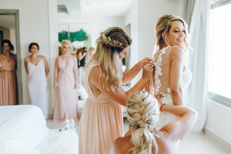 Wedding Tips Getting Ready