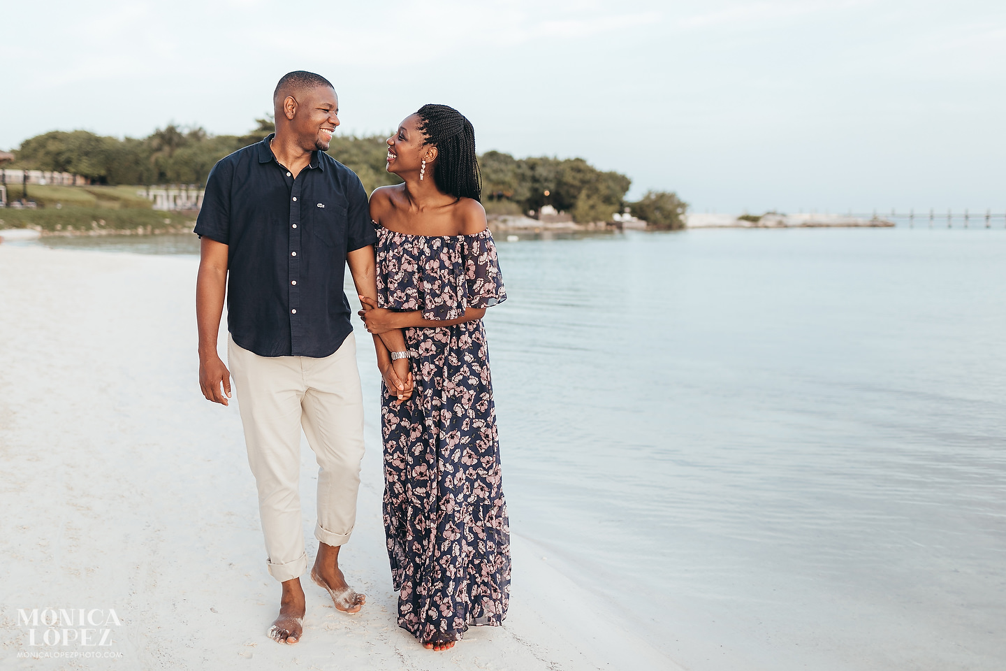 Nizuc Resort Cancun Anniversary Portraits by Monica Lopez Photography