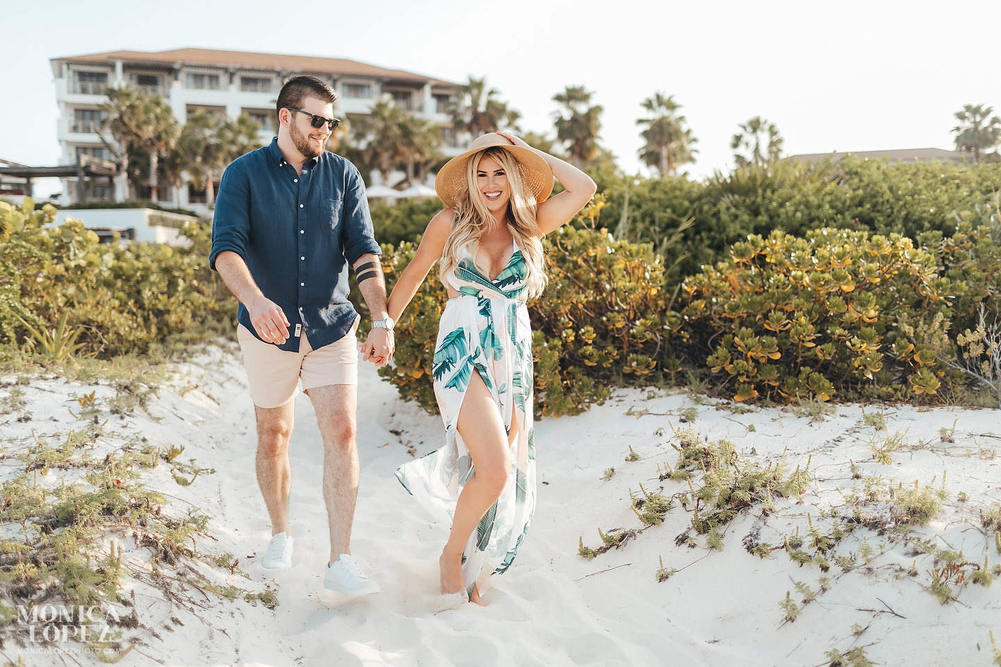 The Bachelor's Juelia Kinney Engagement Photos by Monica Lopez Photography