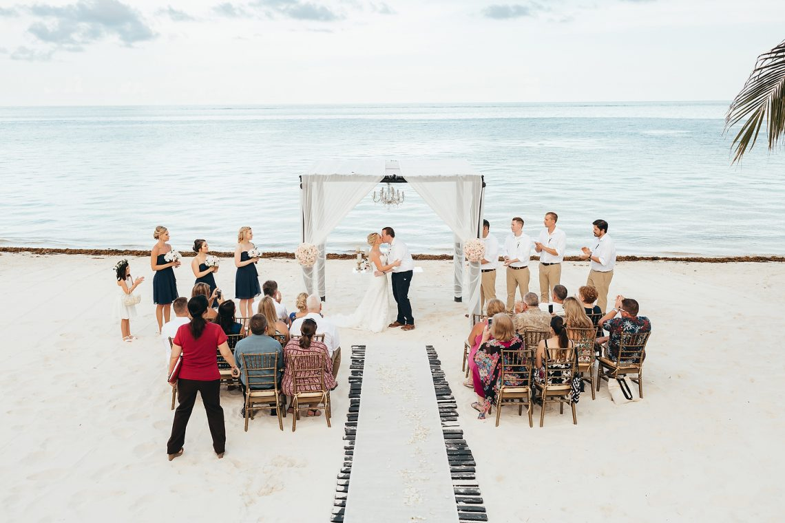 Azul Beach Resort Wedding