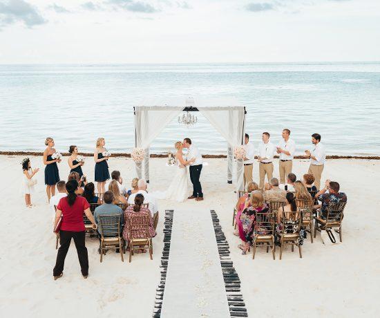 Azul Beach Resort Wedding