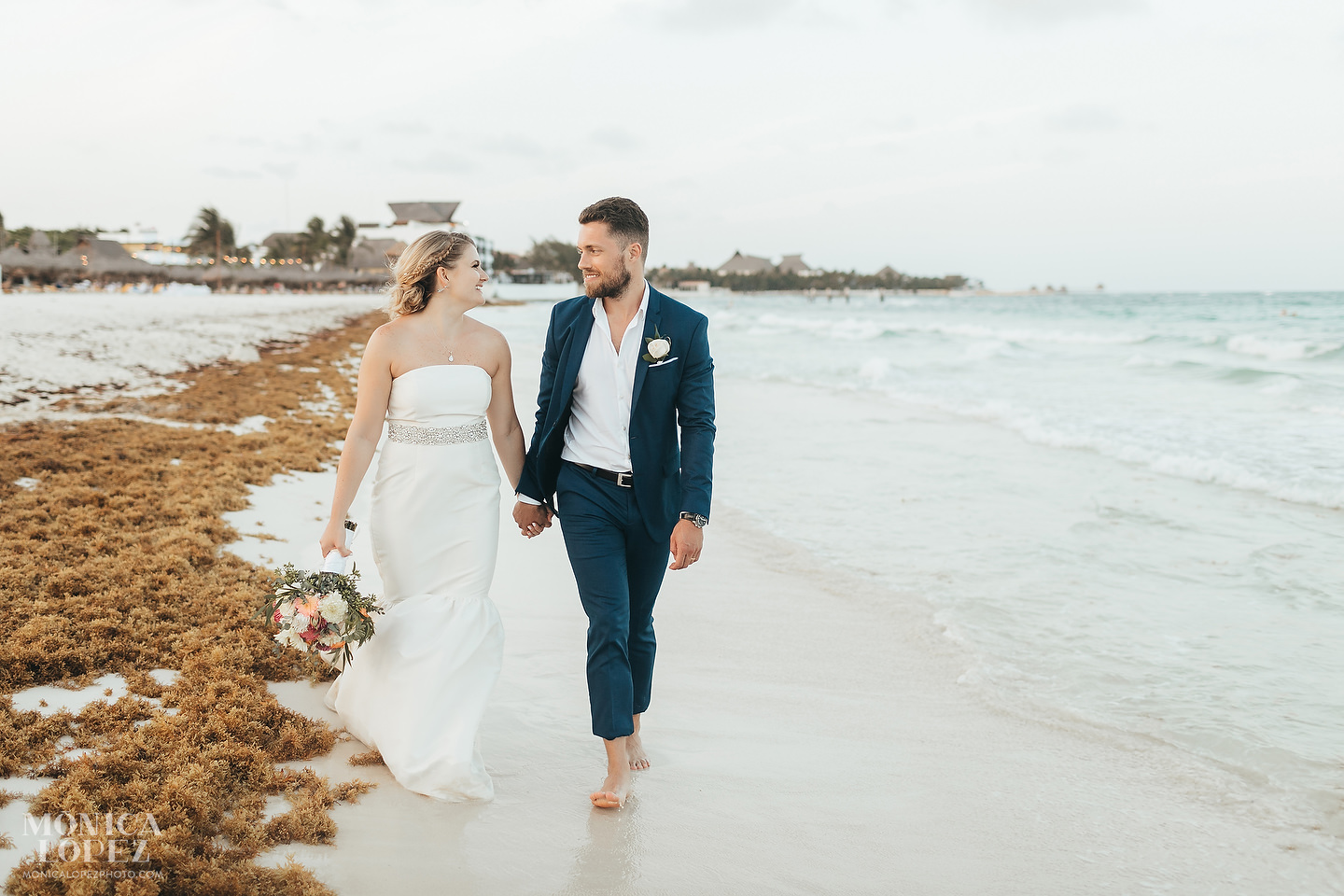 Iberostar Paraiso Lindo Wedding by Monica Lopez Photography