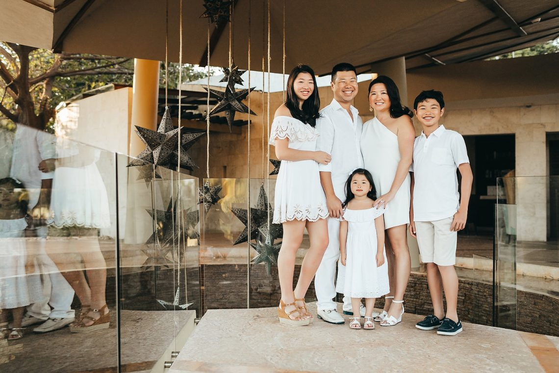 osewood Mayakoba Family Portraits by Monica Lopez Photography