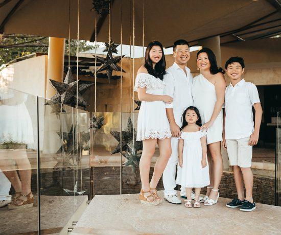 osewood Mayakoba Family Portraits by Monica Lopez Photography
