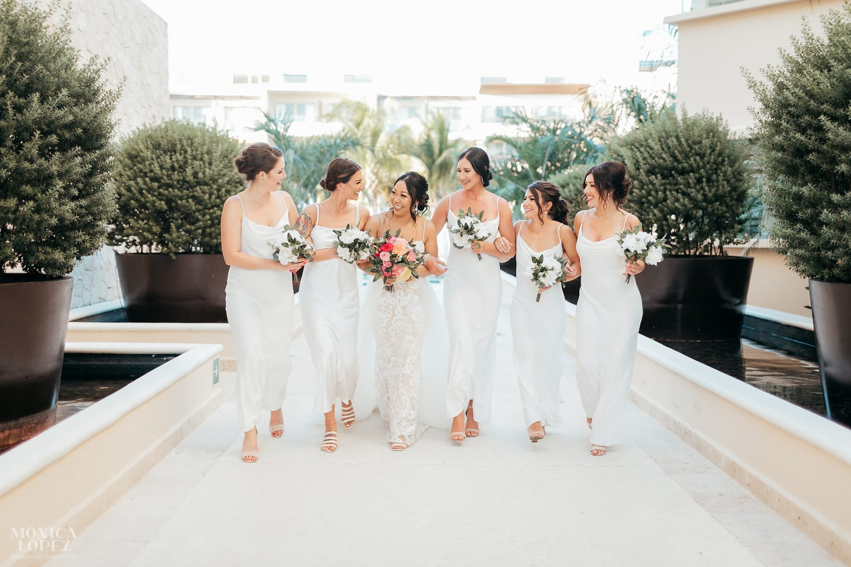 Royalton Riviera Cancun Hideaway Sky Terrace Wedding