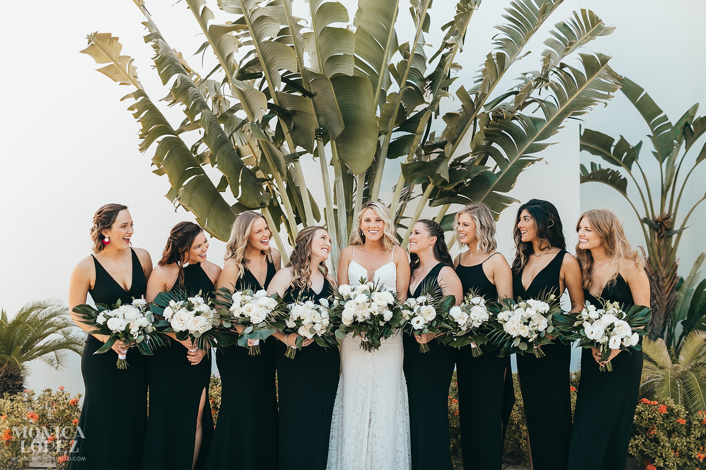 Finest Playa Mujeres Wedding by Monica Lopez Photography