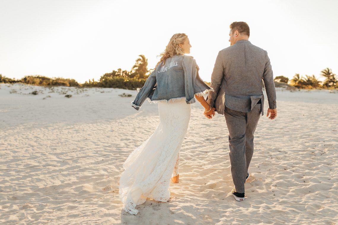 Finest Playa Mujeres Wedding by Monica Lopez Photography - MaryMargaret + Jim