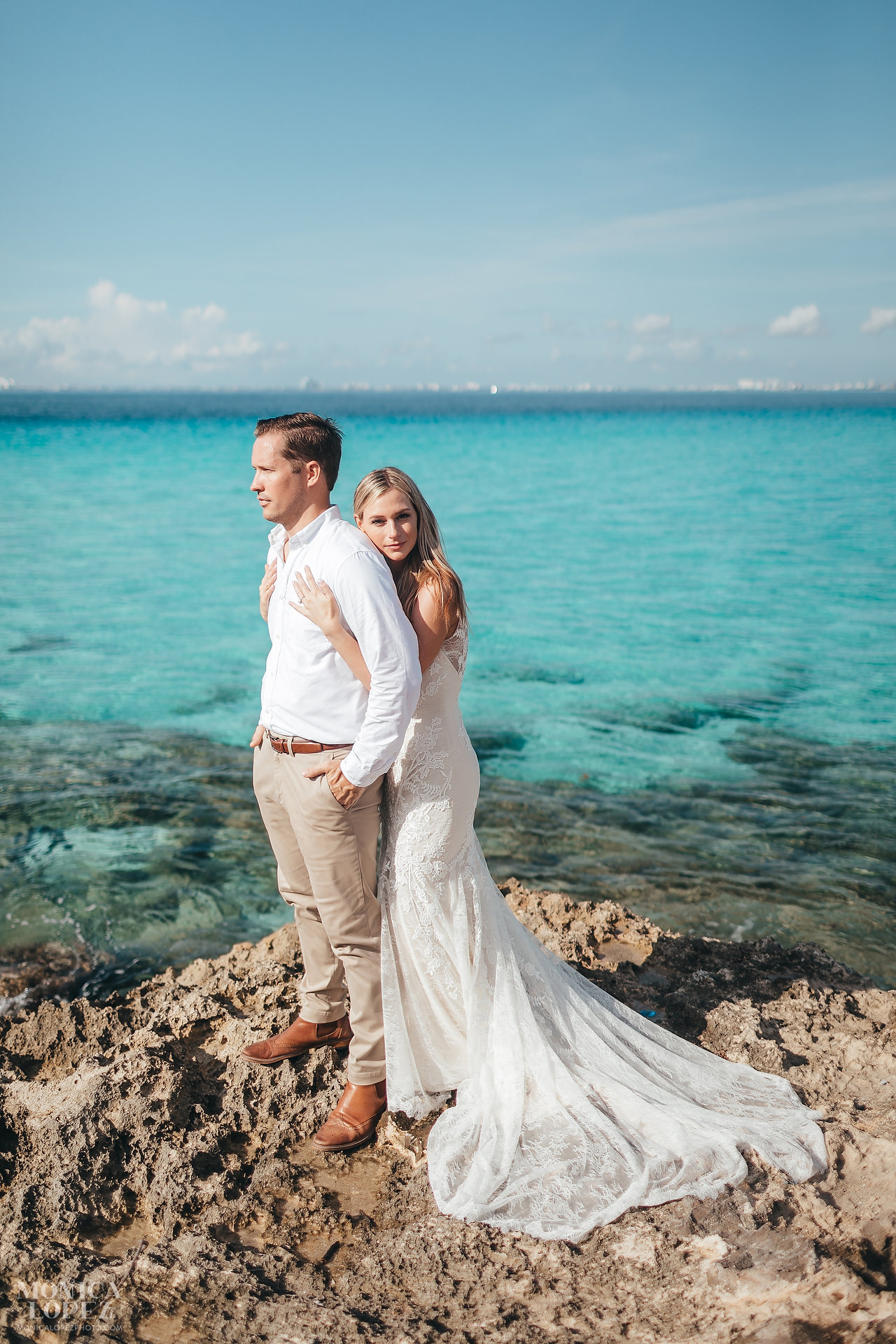 Isla Mujeres Adventure Session by Monica Lopez Photography